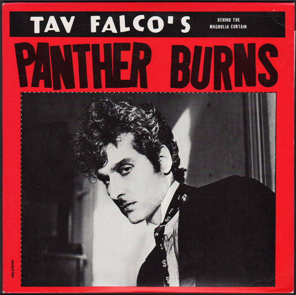 Falco, Tav and the Panther Burns - Behind the Magnolia Curtain