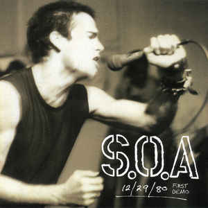 "S.O.A. - First Demo (7"")"