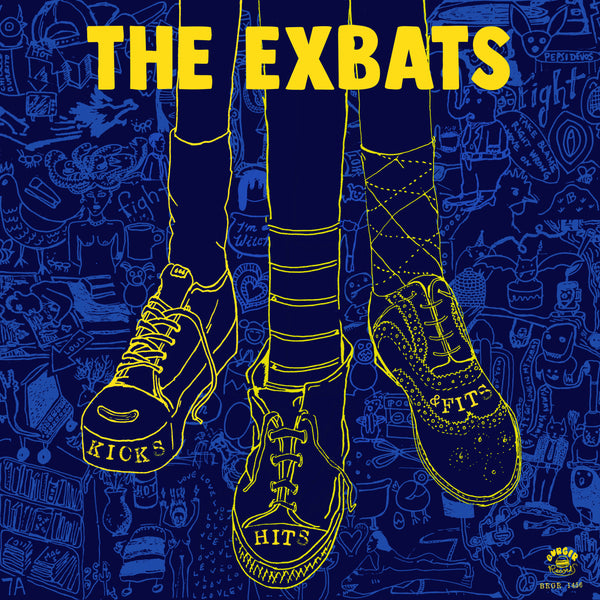 Exbats, The - Kicks, Hits & Fits