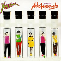 X-Ray Spex - Germfree Adolescents