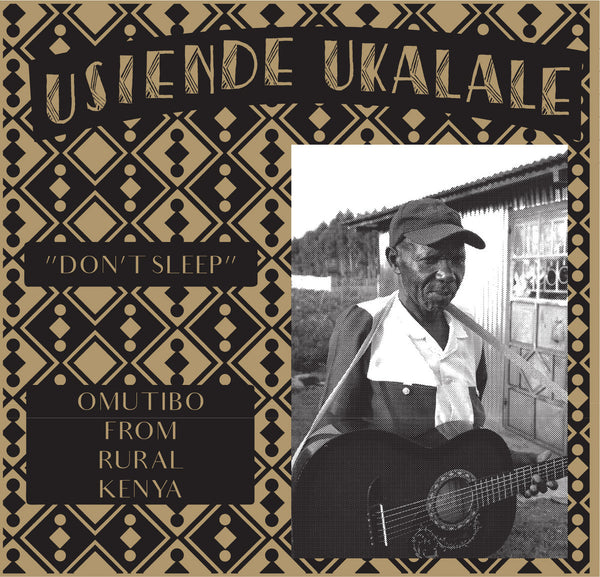 Ukalale, Usiende - Don't Sleep: Omutibo from Rural Kenya
