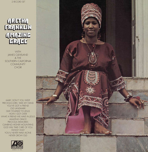 Franklin, Aretha - Amazing Grace