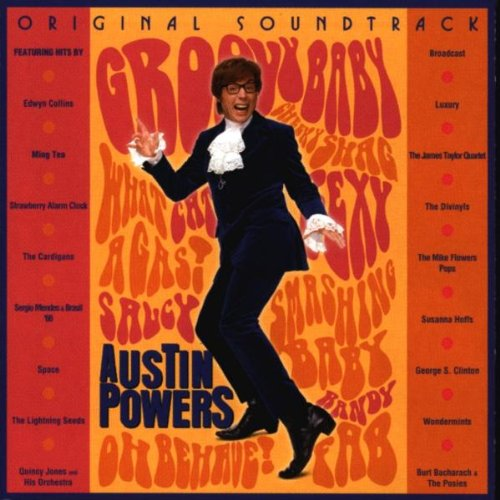 V/A - Austin Powers: International Man of Mystery (Soundtrack)