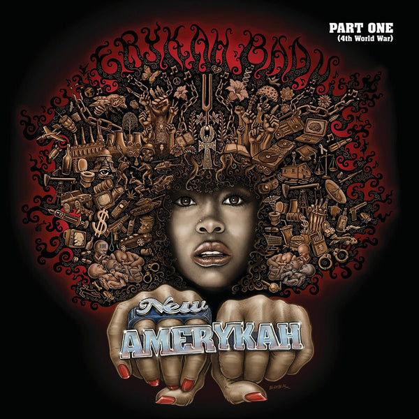 Badu, Erykah - New Amerykah Part One