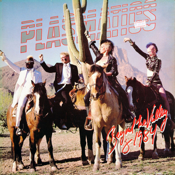 Plasmatics, The - Beyond the Valley of 1984