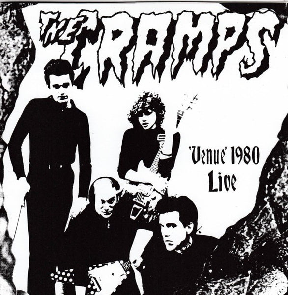"Cramps, The ‎- Venue 1980: Live (7"")"