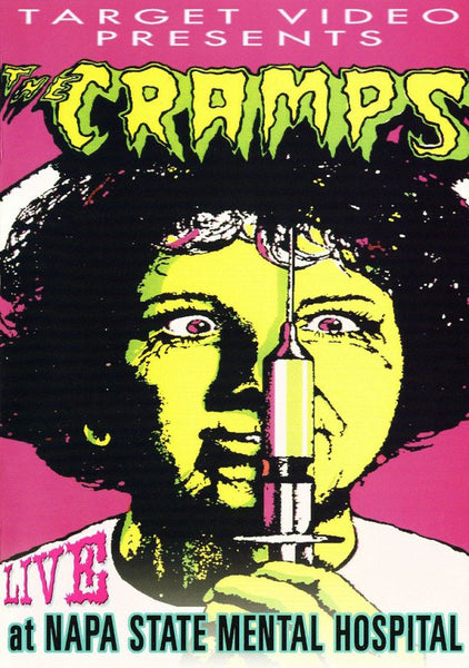 Cramps, The - Live At Napa State Mental Hospital