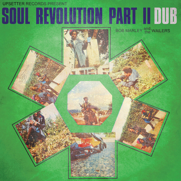 Copy of Marley, Bob - Soul Revolution Part 2: Dub