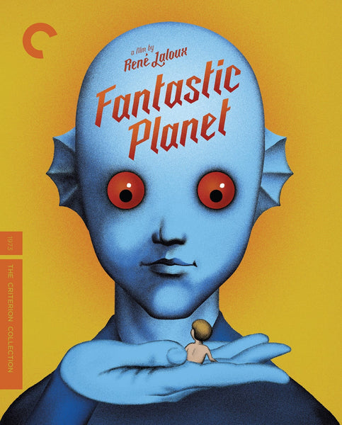 Fantastic Planet - Blu-Ray