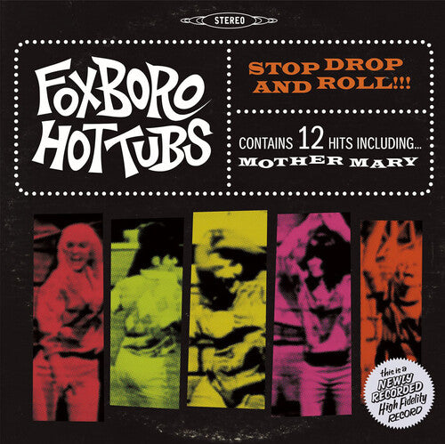 Foxboro Hot Tubs - Stop Drop & Roll