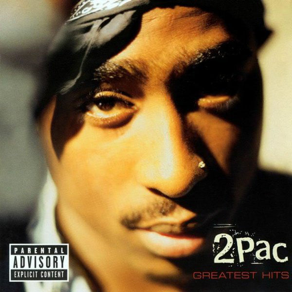 2Pac - Greatest Hits (4LP Set)