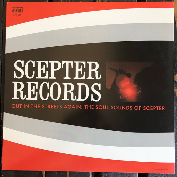 Scepter Records (Compilation) - Out In The Streets Again