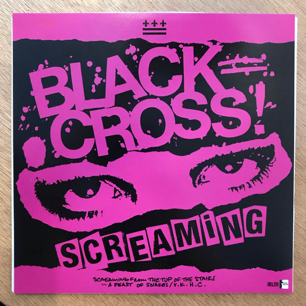 "Black Cross - Screaming (7"")"