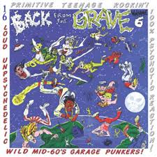 Back From the Grave (Compilations) - Volume 6