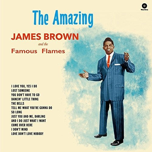 Brown, James - The Amazing James Brown