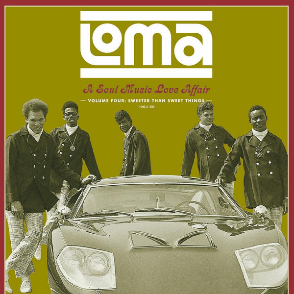 Loma (Compilations) - Vol. 4