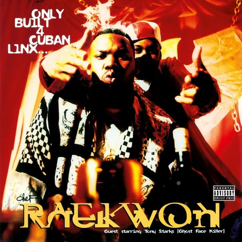 Raekwon - Only Built For Cuban Linx