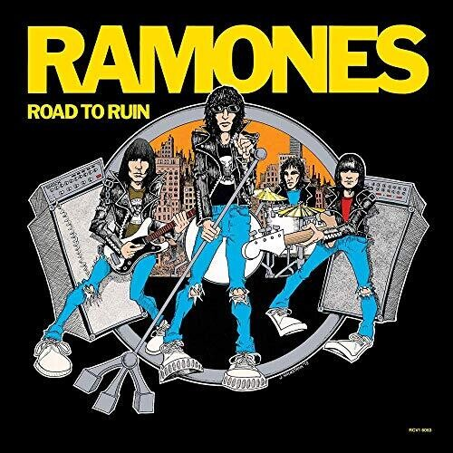Ramones, The - Road to Ruin