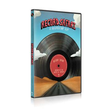 Record Safari: A Documentary Film (DVD)