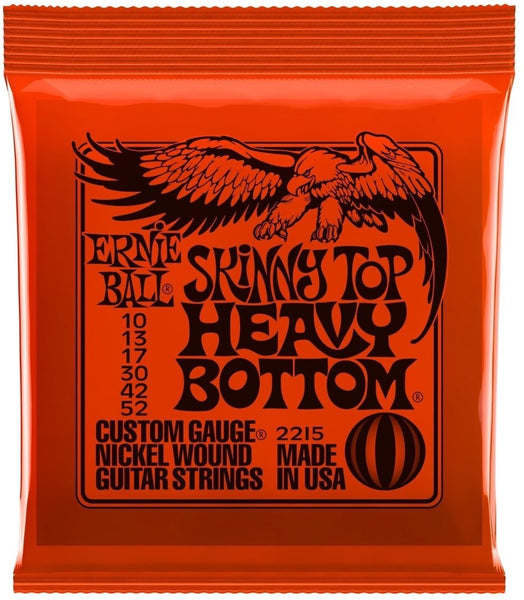 Skinny Top Heavy Bottom Guitar Strings