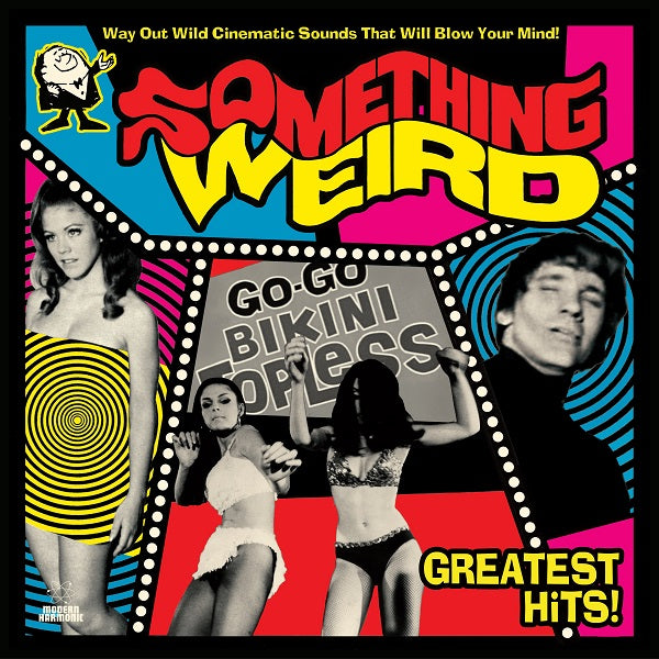 Something Weird (Compilation) - Greatest Hits!