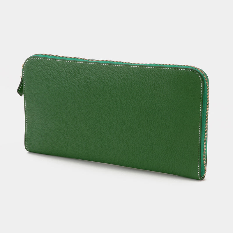 P1022 LD FOLDING WALLET FOR 6 CARDS Col.Marrone