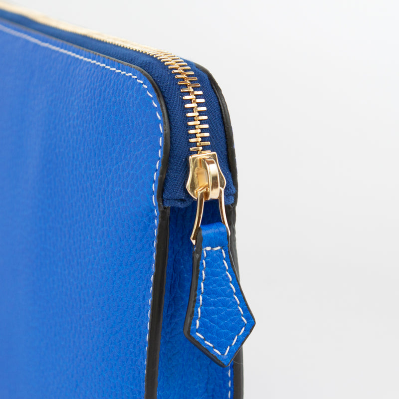 0934B LD DOCUMENT CASE Col.Blu