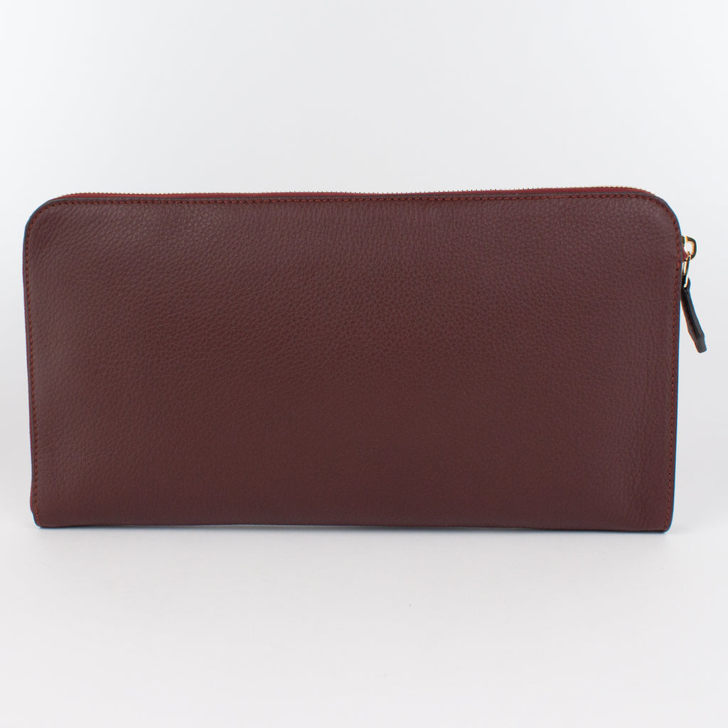0934B LD DOCUMENT CASE Col.Bordeaux