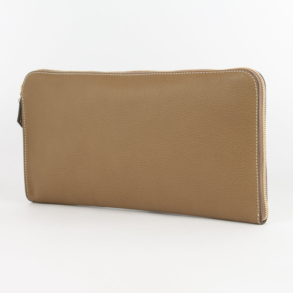 0934B LD DOCUMENT CASE Col.Kaki(W)