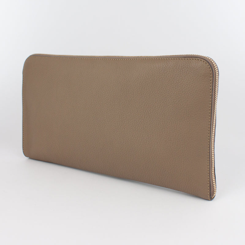 0934B LD DOCUMENT CASE Col.Beige