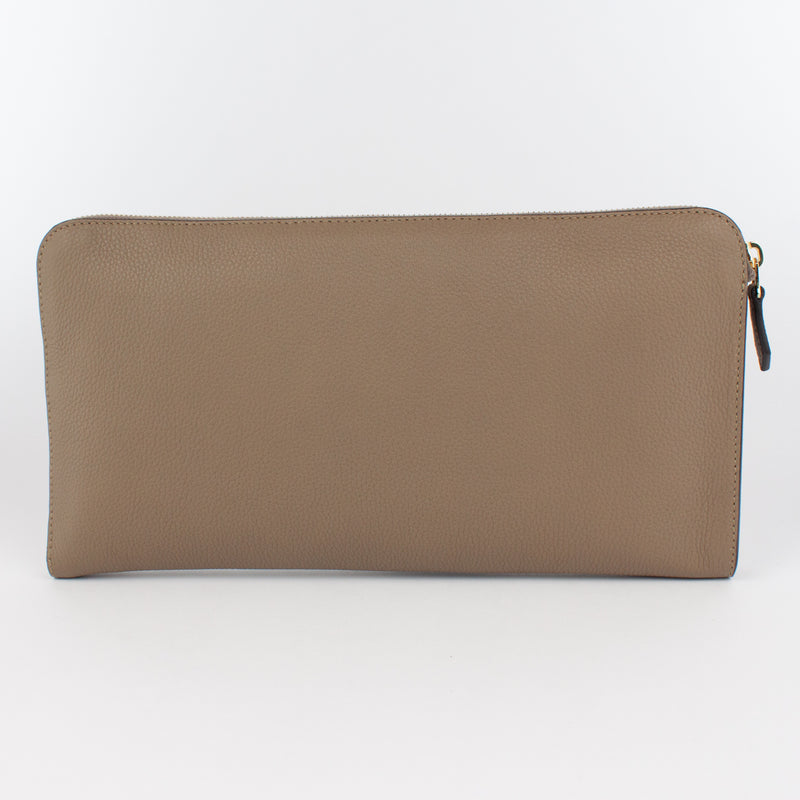 0934B LD DOCUMENT CASE Col.Kaki(T)