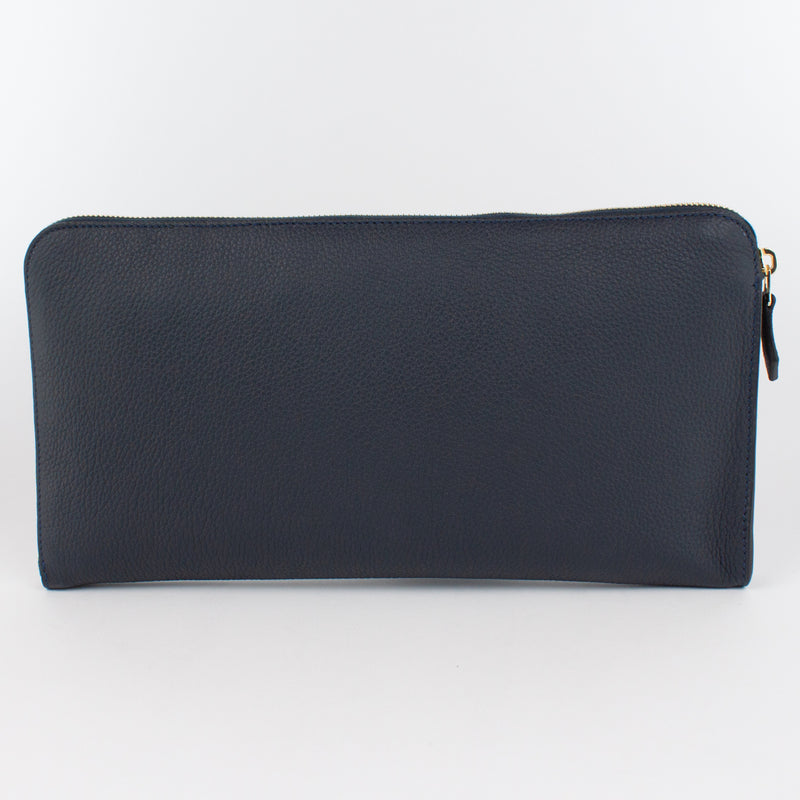 0934B LD DOCUMENT CASE Col.Navy(T)
