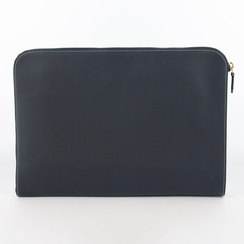 0934 LD DOCUMENT CASE Col.Navy