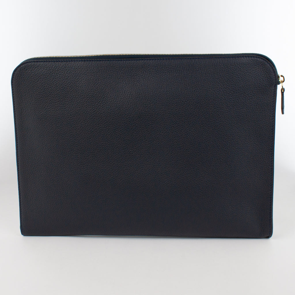 0934 LD DOCUMENT CASE Col.Navy(T)