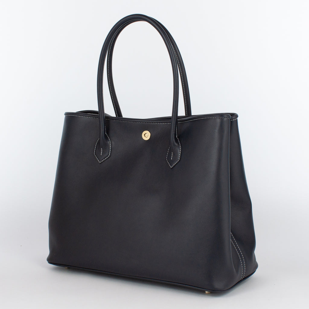 0940 LM TOTE - M Col.Navy(W)