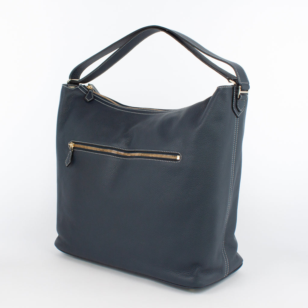 0942 LD 2WAY SHOULDER BAG Col.Navy