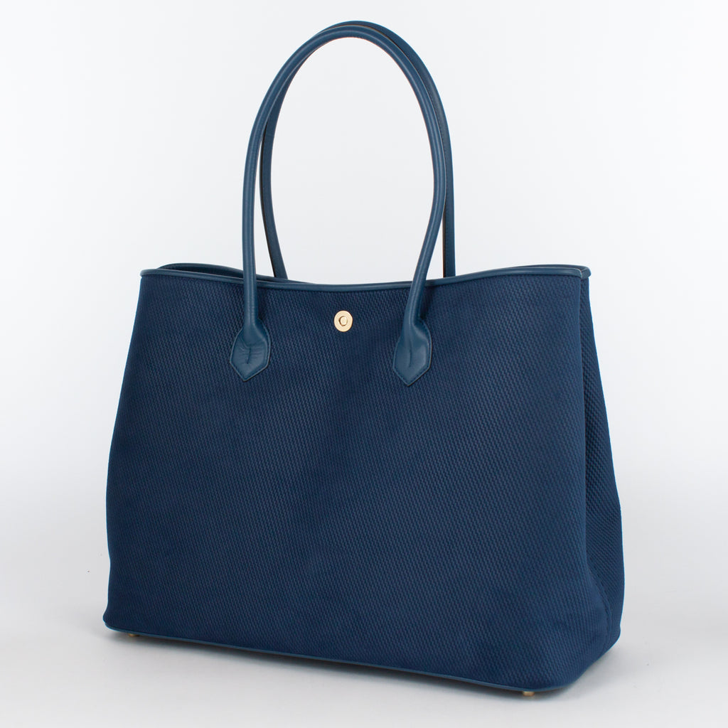0946 ALE/LM TOTE - ML Col.Navy/Blu