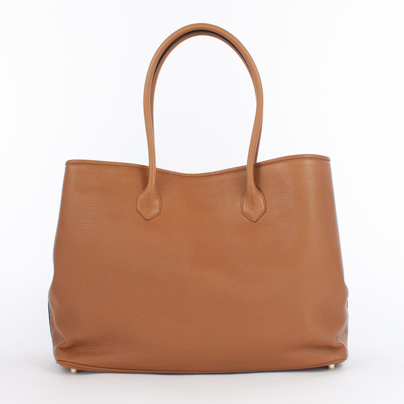 【ONLINE SHOP限定】0946 DN TOTE - ML Col.Camel