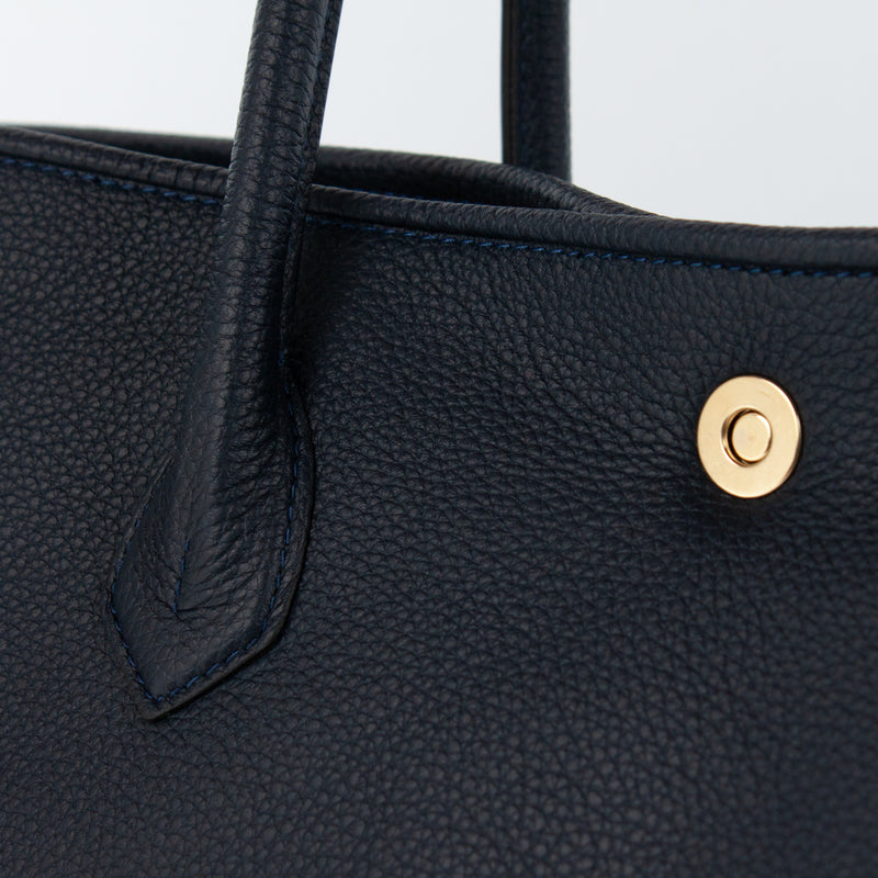 0946 LD TOTE - ML Col.Navy(T)