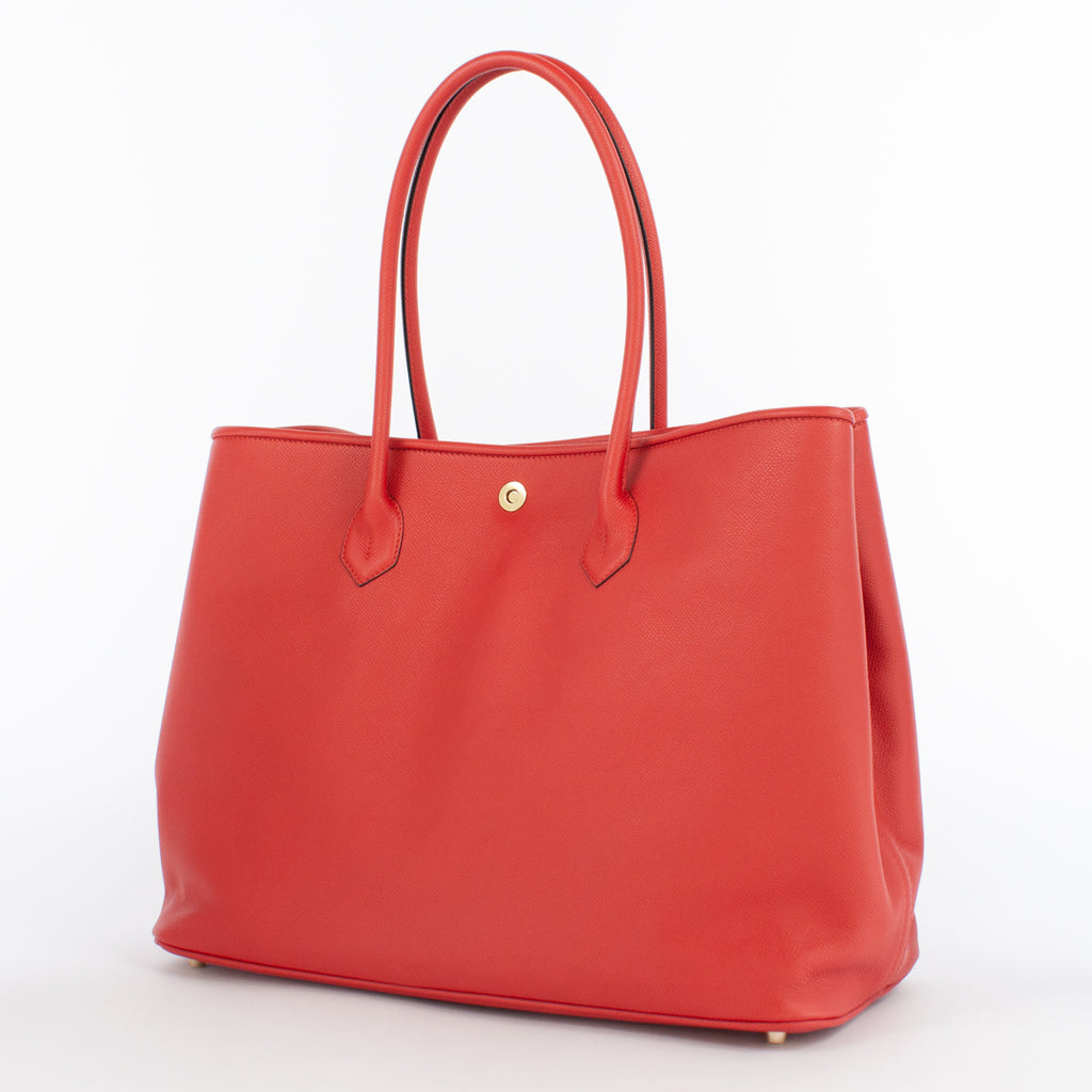 【ONLINE SHOP限定】0946 WLS TOTE - ML Col.Rosso
