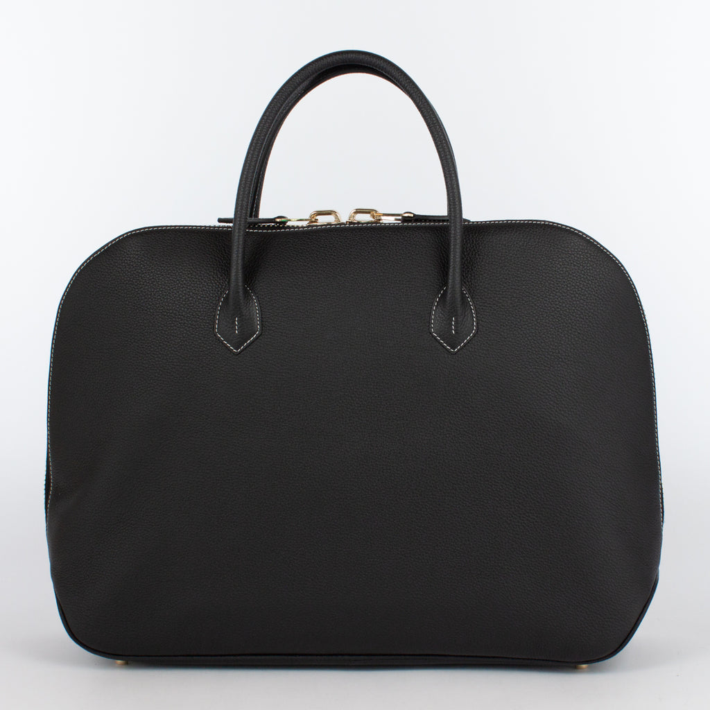 0999BZ LD ZIP BRIEFCASE Col.Nero