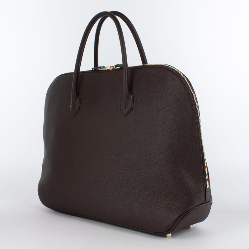 0999 LD ZIP BRIEFCASE Col.Nero