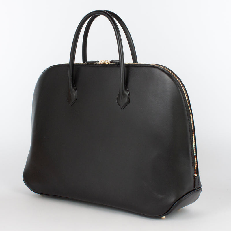0999 LM ZIP BRIEFCASE Col.Nero