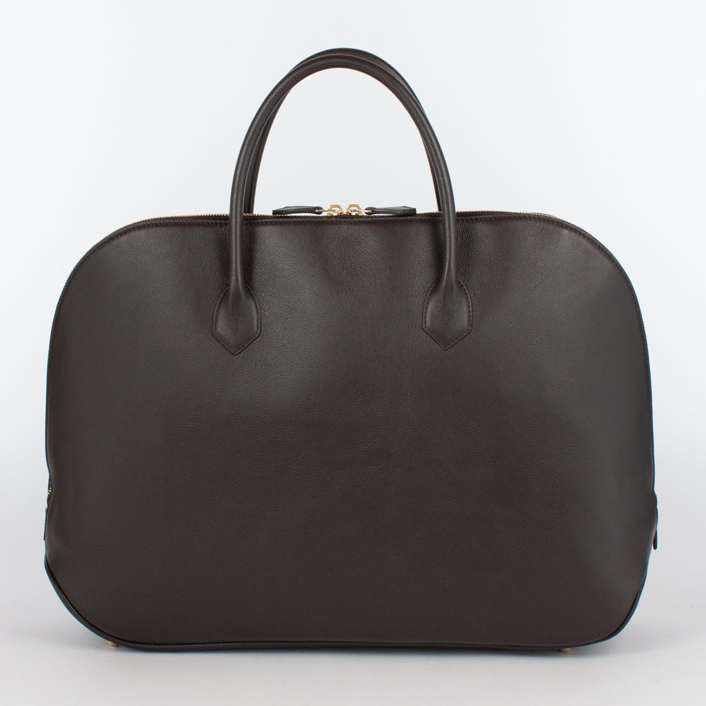 0999 LM ZIP BRIEFCASE Col.T.Moro