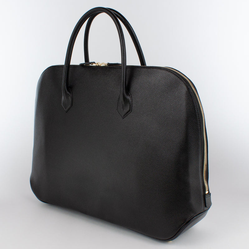 0999 MF ZIP BRIEFCASE Col.Nero