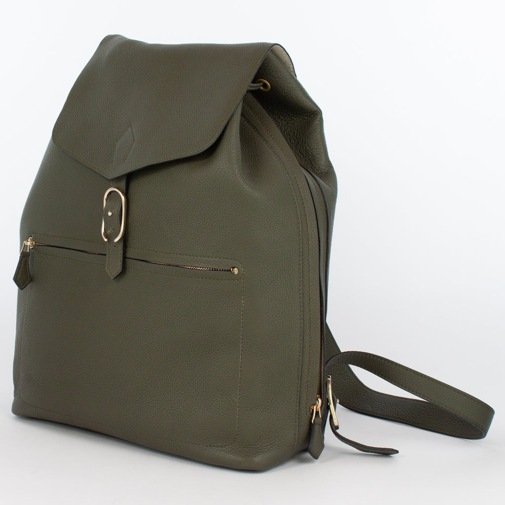 1144 LD BACKPACK Col.VerdeScuro