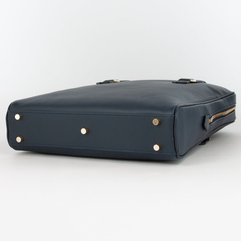 1156 LD BRIEFCASE-H Col.Navy