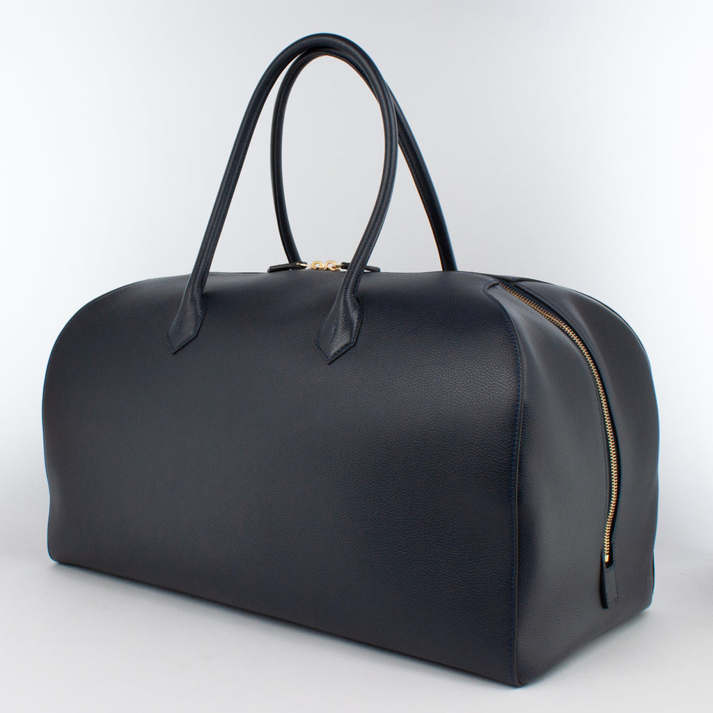 1161 MF BOSTON BAG Col.Navy