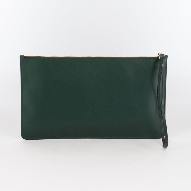 1183M LM POUCH WITH HANDLE Col.Verde