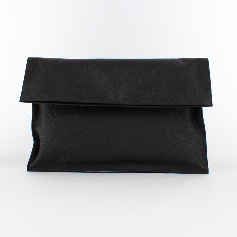 1210 LD FOLDING CLUTCH BAG Col.Nero